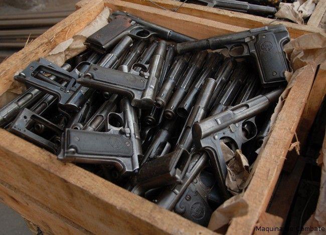 Por año mueren 120 personas en accidentes con armas