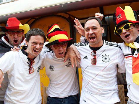 El poderío alemán ante Grecia por lugar en semifinales