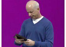 Surface, la tablet de Microsoft, se colgó en su lanzamiento