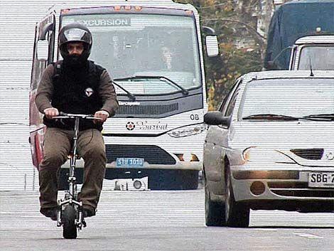 """Emprendedores en el tránsito: """"Si toma"""