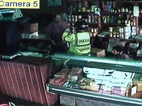 Banda de falsos policías rapiñó una quesería en La Blanqueada