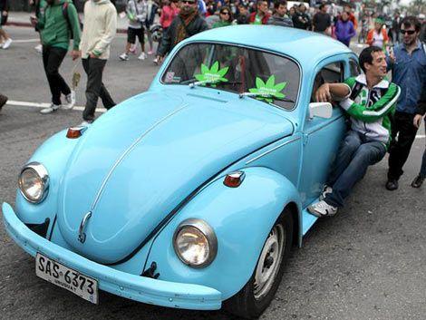 Gobierno impulsará legalización de la venta de marihuana