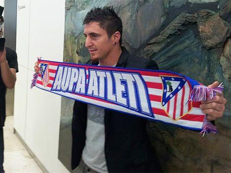 Cristian Rodríguez espera quedar en la historia del Atlético