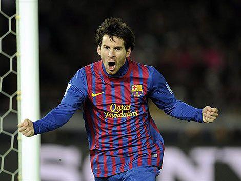 Messi es el tercer futbolista mejor pago del mundo