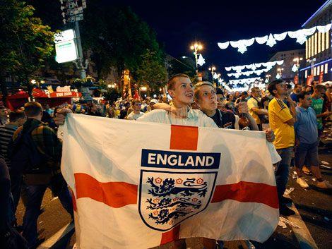 Inglaterra enfrenta a una Ucrania obligada a ganar
