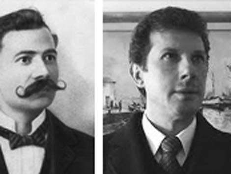 Los Escayola y los Laserre juntos para hacer ADN a Carlos Gardel