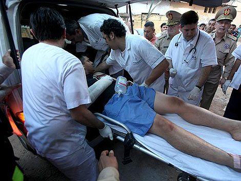 Al menos 16 muertos en enfrentamiento en Paraguay