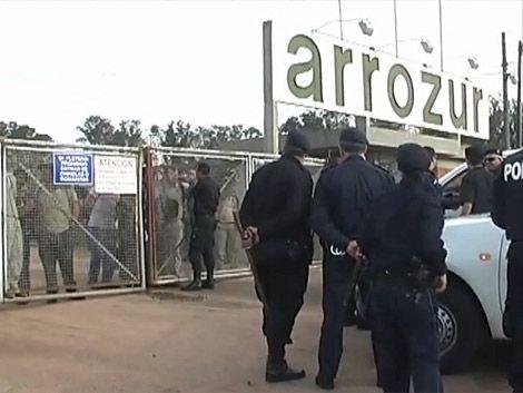 Ocuparon planta de la empresa Arrozur