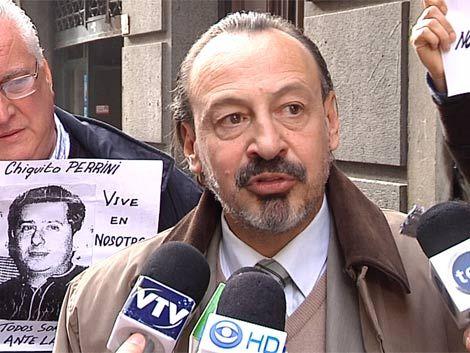 Caso Perrini: acusan a general Barneix de evadir la justicia