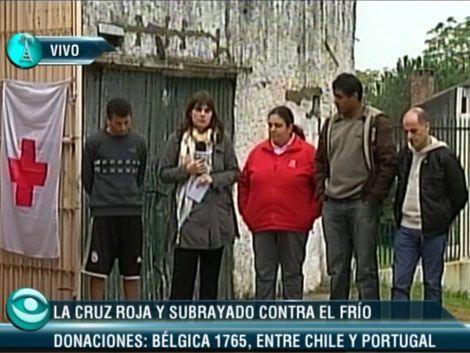 Campaña de la frazada: las donaciones se reciben hoy en el Cerro