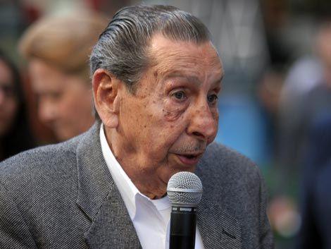 Alcides Ghiggia se fracturó rótula