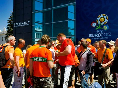 Holanda se la juega hoy ante Alemania por la Eurocopa