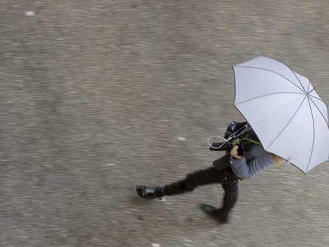 Saquen los paraguas porque vienen lluvias