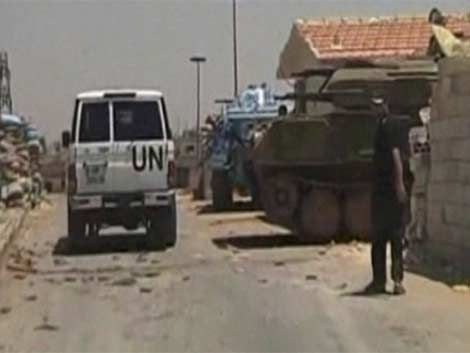 Naciones Unidas denuncia que niños sirios son usados como escudo