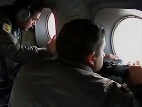 Piloto comercial vio explosión la noche que desapareció el avión