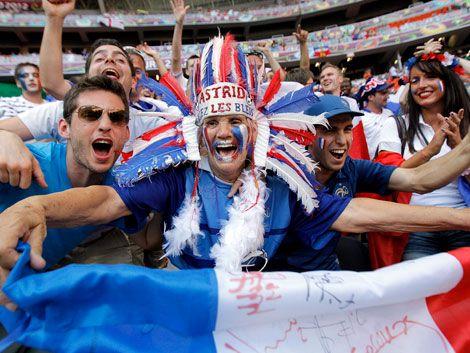 Eurocopa: Inglaterra 1- Francia 1