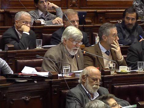 Diputados analizan pedido de censura al ministro Bonomi