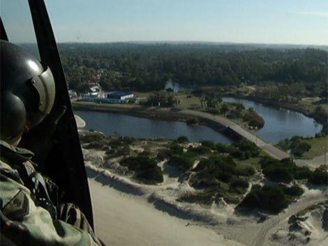 Avión desaparecido se transforma en misterio para la Fuerza Aérea