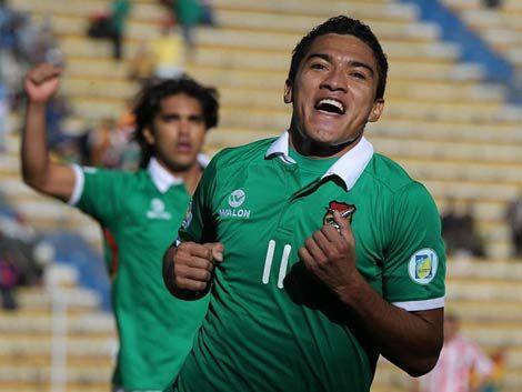 Bolivia resucita en las Eliminatorias con triunfo ante Paraguay