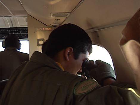 Buscan cerca de Mar del Plata al avión desaparecido