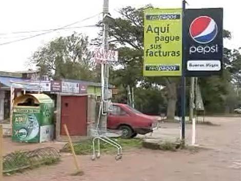 Dos rapiñas a supermercados con resultados muy diferentes