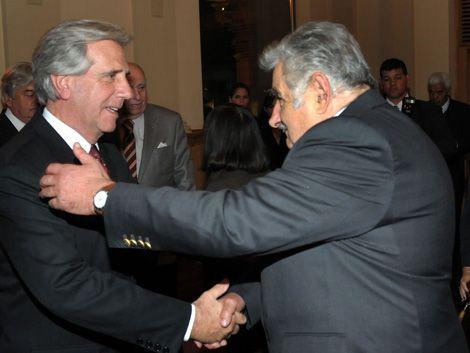 Vázquez apoyó a Mujica por cambio de jerarcas y gestión de Bonomi
