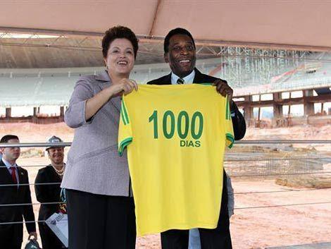 Brasil 2014: Dilma libera el consumo de cerveza en el Mundial