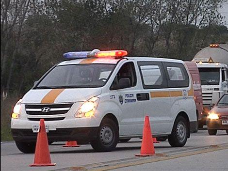 Grave accidente cerca de Suárez