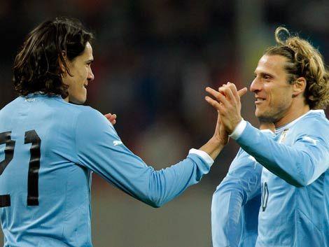 Uruguay tercero tras empatar con Venezuela