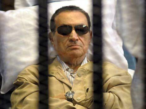 Mubarak cumplirá cadena perpetua en una sentencia histórica