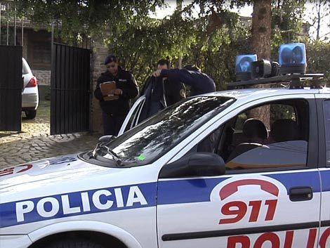 Dos heridos tras persecución desde Las Piedras hasta Montevideo