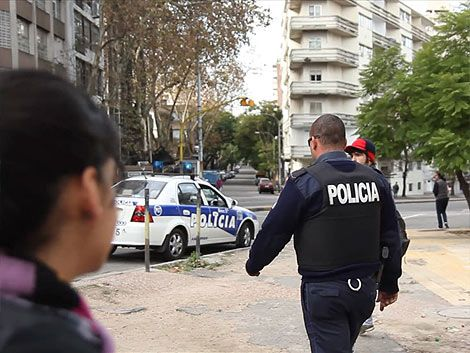 Presunto caso de abuso policial grabado por estudiantes de cine
