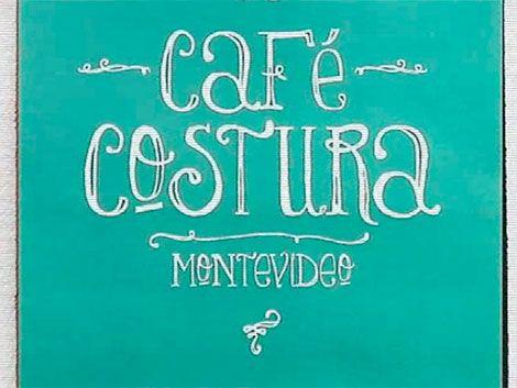 """Café Costura"": un espacio para crear"