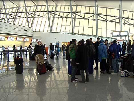Gremio retrasará vuelos desde el lunes con paros sorpresivos