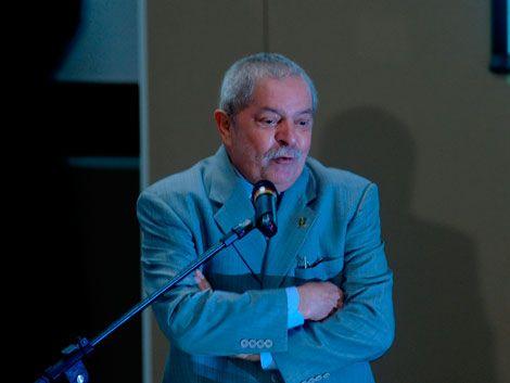 Lula volvió con todo a la actividad pública
