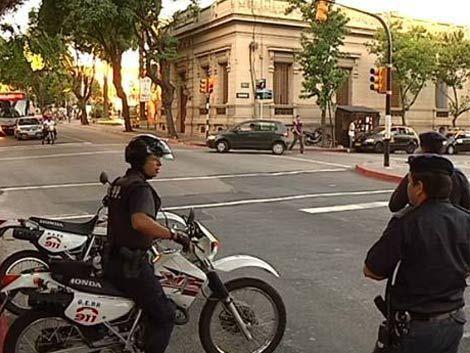 Policía bajó indices delictivos en 20 días en zona de Pocitos