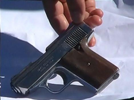 Encuentran arma donde empleado de Treinta y Tres apareció muerto