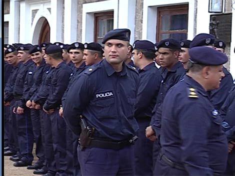 Ex soldados se suman a la Policía de Canelones