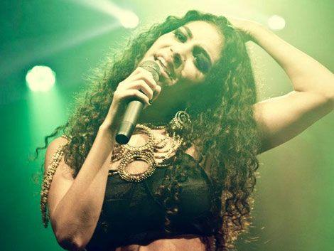 Julieta Rada presenta su disco debut Afrozen