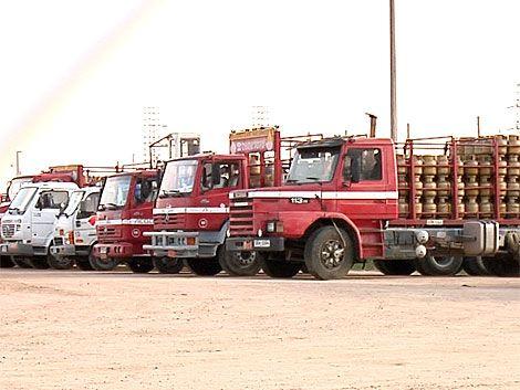 Trabajadores bloquean nuevamente planta de envasado de supergas