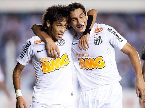 Santos pone a prueba talento de Neymar y compañía ante Vélez