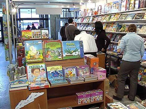 Quedó inaugurada la Feria del libro infantil y juvenil