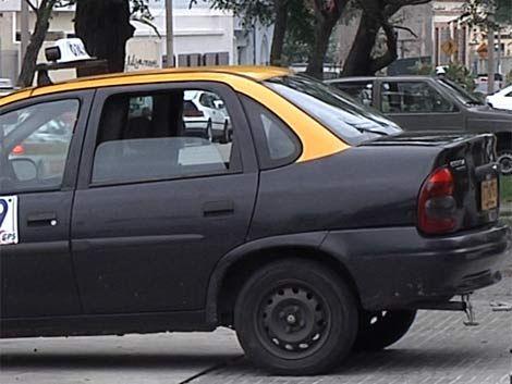 Sindicato del taxi hizo paro porque apuñalaron a un trabajador