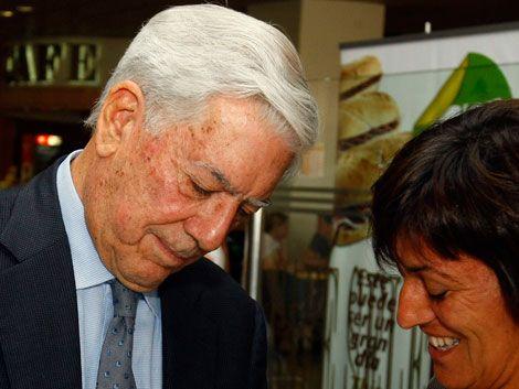Vargas Llosa compara al peronismo con los nazis