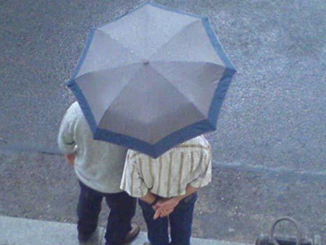 Viene lluvia