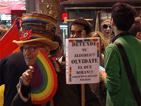 Uruguay sigue siendo un país con una homofobia marcada