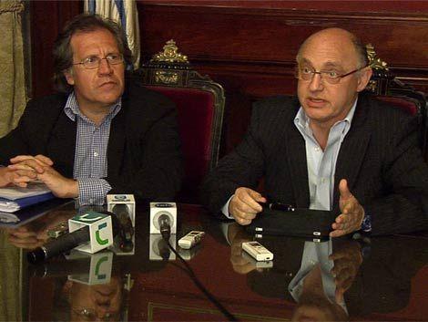 Acuerdo entre Uruguay y Argentina por dragado de Martín García