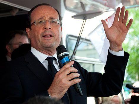 Hollande empieza con una rebaja de los sueldos del Gobierno