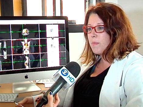 Uruguaya experta en medicina nuclear llego a dar cursos