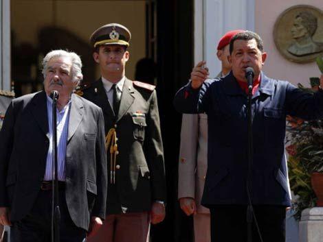 Con la suerte de Chávez está la suerte de muchos